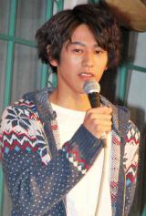 ドラマ『恋愛ニート〜忘れた恋のはじめ方〜』(TBS系)の記者会見に出席した、永山絢斗 (C)ORICON DD inc.