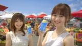 【CMカット】佐々木希とYOUがCM初共演(新CM『カロリ。 「フルーツ市場」』篇より)