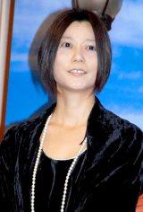映画『しあわせのパン』のプレミア試写会イベントに登場した三島有紀子監督 (C)ORICON DD inc.