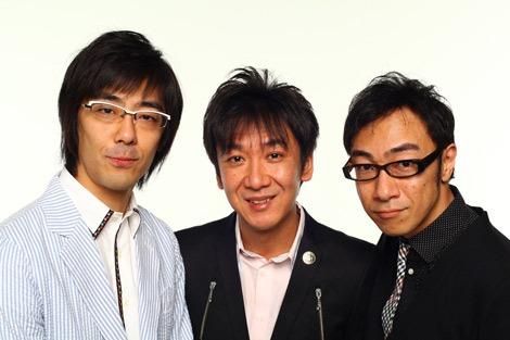 日本最大級の短編舞台フェス『PLAY PARK 2012〜日本短編舞台フェス〜』に出演する東京03