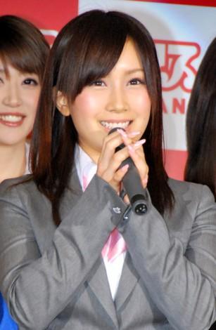 『アリスJAPAN 2012 プレスカンファレンス』に出席した小島みなみ (C)ORICON DD inc.