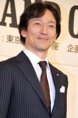 舞台『MY ONE AND ONLY』制作発表会見に出席した鈴木綜馬 (C)ORICON DD inc.