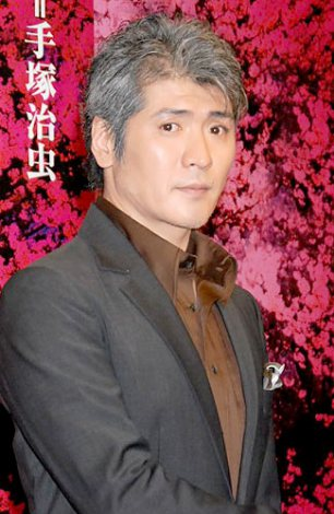 W主演舞台『陽だまりの樹』制作発表記者会見に出席した吉川晃司 (C)ORICON DD inc.