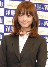 洋服の青山のレディス新ブランド『n■(=ハート)line by nozomi』をプロデュースした佐々木希 (C)ORICON DD inc.