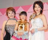 (左から)たかの友梨、芦田愛菜、稲森いずみ (C)ORICON DD inc.