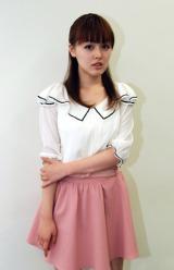ORICON STYLEのインタビューに応じた久住小春 (C)ORICON DD inc.