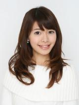 昨年『セント・フォース アナウンサー発掘プロジェクト』に合格した野澤美仁(のざわ・みさと)さん。現役慶大生の21歳だ。