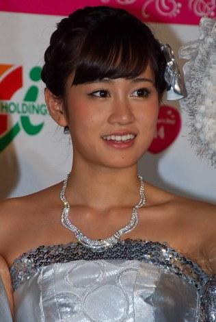 バレンタインの本命チョコは「あげたことがない」というAKB48の前田敦子 (C)ORICON DD inc.