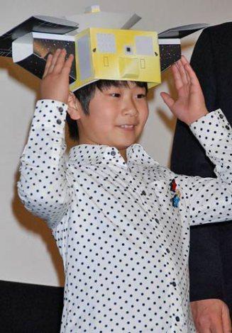 映画『おかえり、はやぶさ』の完成披露試写会に出席した前田旺志郎 (C)ORICON DD inc.