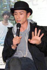 映画『セイジ-陸の魚-』のトークイベントに出席した (C)ORICON DD inc.