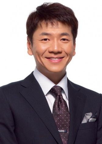 『第4回 好きな司会者ランキング』1位に選ばれた、くりぃむしちゅーの上田晋也