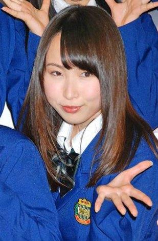 NMB48の新チーム「team M」結成会見に出席した島田玲奈 (C)ORICON DD inc.