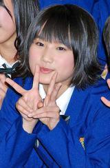 NMB48の新チーム「team M」結成会見に出席した城恵理子 (C)ORICON DD inc.