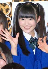 NMB48の新チーム「team M」結成会見に出席した川上礼奈 (C)ORICON DD inc.