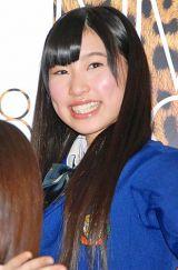 NMB48の新チーム「team M」結成会見に出席した藤田留奈 (C)ORICON DD inc.