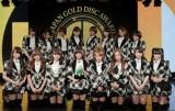 日本ゴールドディスク大賞(邦楽)を初受賞したAKB48