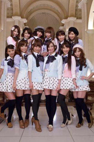 3月31日のNHKホール公演で全員卒業するSDN48