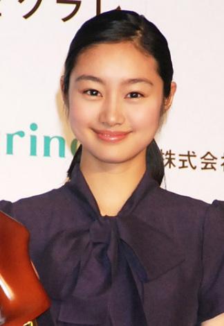 『ネクストブレイクランキング 2012』の「女優部門」1位に選ばれた、忽那汐里 (C)ORICON DD inc.
