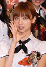 『ネクストブレイクランキング 2012』の「女優部門」9位に選ばれた、篠田麻里子 (C)ORICON DD inc.