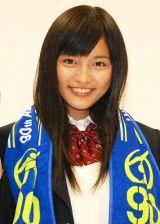 『ネクストブレイクランキング 2012』の「女優部門」10位に選ばれた、川口春奈 (C)ORICON DD inc.