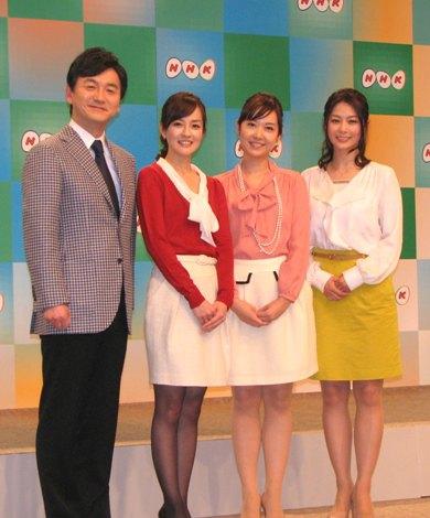 女性 アナウンサー おはよう 日本