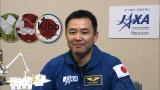 宇宙飛行士の星出彰彦さんを独占取材(C)読売テレビ