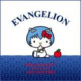 綾波レイ × ハローキティ EVANGELION (C)khara (C) 1976, 2012 SANRIO CO.,LTD. TOKYO, JAPAN (L)