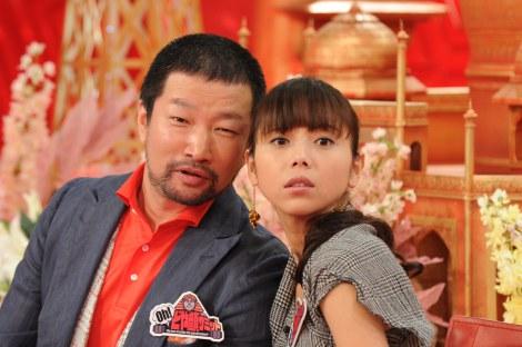 入籍日を発表した、木村祐一と西方凌