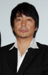 映画『東京プレイボーイクラブ』初日舞台あいさつに登壇した大森南朋 (C)ORICON DD inc.