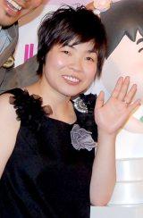 左手薬指に結婚指輪キラリ 新婚当時幸せオーラ全開の山田花子 (C)ORICON DD inc.