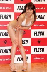 『ミスFLASH2012』に選ばれた遠野千夏 (C)ORICON DD inc.