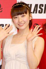 グラビアアイドルオーディション『ミスFLASH2012』の発表記者会見に出席した黒田有彩 (C)ORICON DD inc.
