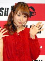 グラビアアイドルオーディション『ミスFLASH2012』の発表記者会見に出席した仁藤みさき (C)ORICON DD inc.