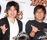 『第3回 ネクストブレイクを期待する芸人ランキング』6位に選ばれた、平成ノブシコブシ (C)ORICON DD inc.