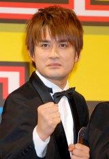 『第3回 ネクストブレイクを期待する芸人ランキング』8位に選ばれた、AMEMIYA (C)ORICON DD inc.