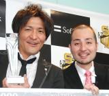 『第3回 ネクストブレイクを期待する芸人ランキング』9位に選ばれた、スリムクラブ (C)ORICON DD inc.