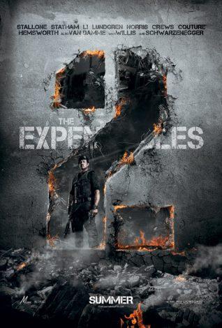 続編公開が決定した『エクスペンダブルズ2』 (C)2012 Barney's Christmas, Inc.