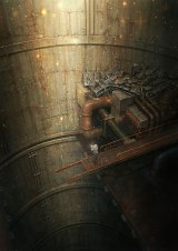 吉浦康裕監督のオリジナル新作『サカサマのパテマ』2012年公開予定 (C)Yasuhiro YOSHIURA/Sakasama Film Committee