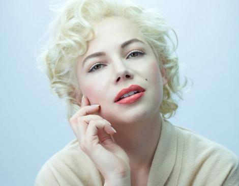 3月に初来日を果たすマリリン・モンロー役のミシェル・ウィリアムズ (C) 2011 The Weinstein Company LLC.,All Rights Reserved.