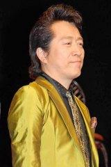 映画『ライアーゲーム −再生−』の完成披露舞台あいさつに登壇した高橋ジョージ (C)ORICON DD inc.