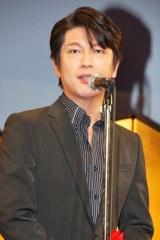 『2012年 エランドール賞』授賞式に出席した及川光博 (C)ORICON DD inc.