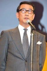 『2012年 エランドール賞』授賞式に出席した中井貴一 (C)ORICON DD inc.