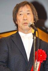 『2012年 エランドール賞』授賞式に出席した武田鉄矢 (C)ORICON DD inc.