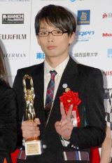 『第66回毎日映画コンクール』の男優主演賞を受賞した森山未來 (C)ORICON DD inc.