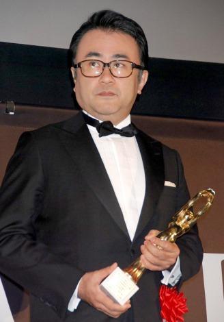 『第66回毎日映画コンクール』表彰式に出席した三谷幸喜監督 (C)ORICON DD inc.
