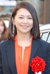 『第66回毎日映画コンクール』オープニングセレモニーに出席した小泉今日子 (C)ORICON DD inc.