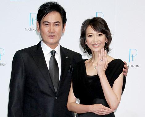 宅麻伸と賀来千香子、結婚19年目で離婚「いつしかすれ違い」 | ORICON NEWS