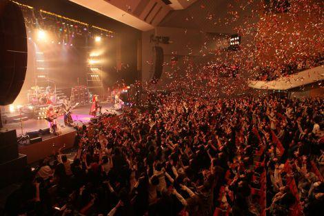 ワールドツアーのグランドファイナルを渋谷公会堂で開催したVersailles