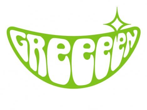 GReeeeNロゴ