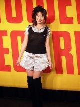 DVDは渋谷タワーレコードJ-POPコーナーのDVD売上1位を記録した(C)ORICON DD inc.